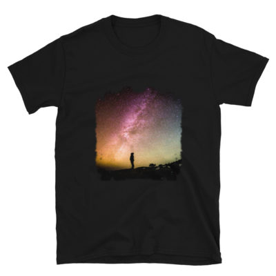 Milky Way Galaxy T-Shirt