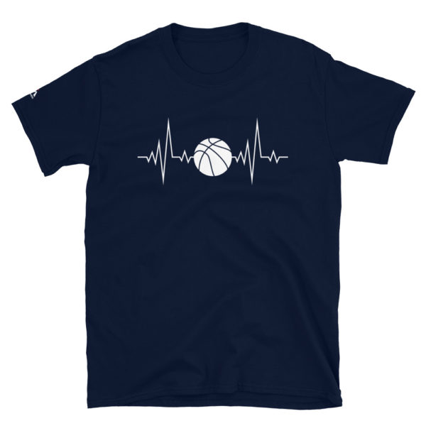 Basketball heartbeat T-Shirt