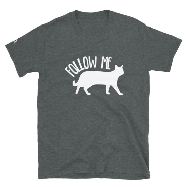 Follow me - Cat T-Shirt