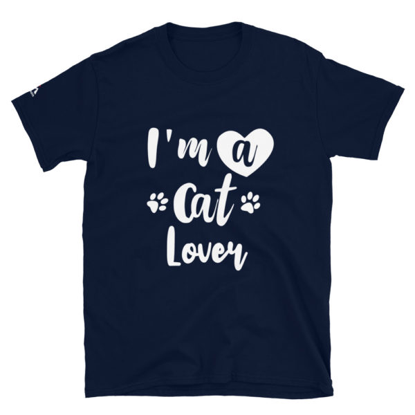 I am a cat lover T-Shirt
