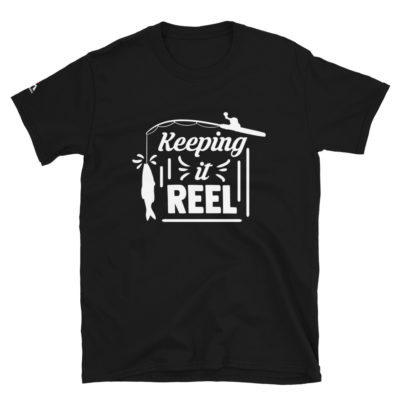Keeping It Reel – Fishing T-Shirt
