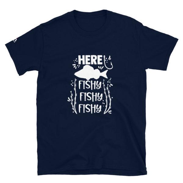 Here fishy fishy fishy - Fishing T-Shirt