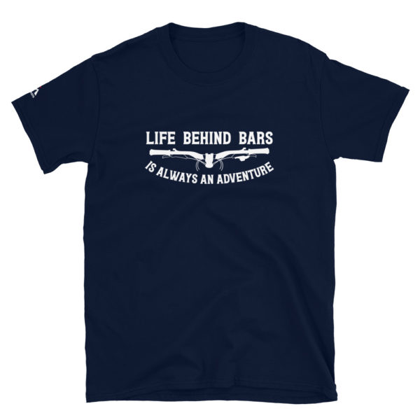 Life behind bars is always an adventure T-Shirt