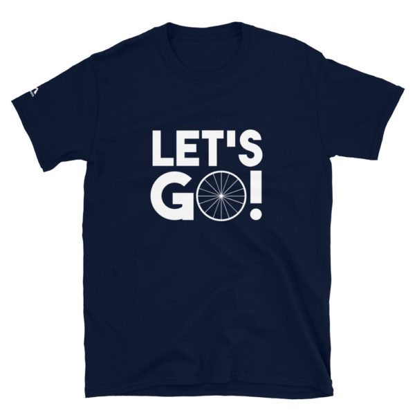 Let's go cycling T-Shirt