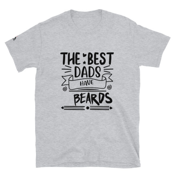 The best dads have beards T-Shirt