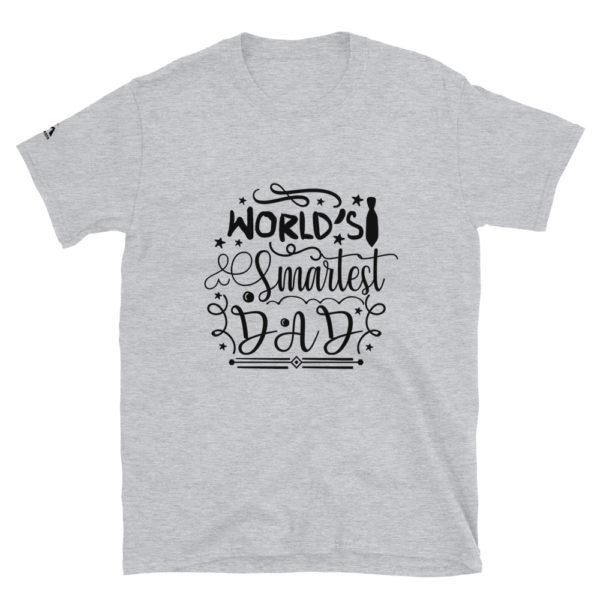 World's smartest dad T-Shirt