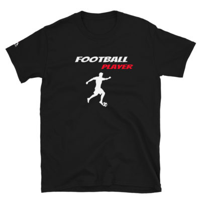 Footballer : Football Player T-Shirt