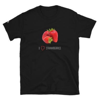 I Love Strawberries T-Shirt